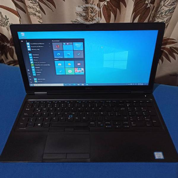 Dell 5580 core i7 septima generación