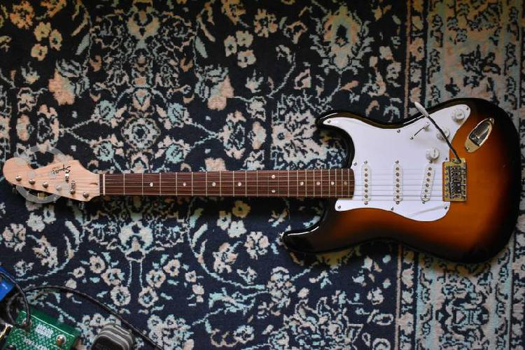 Guitarra electrica squier by fender stratocaster