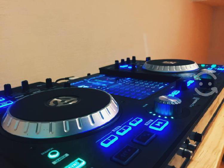 Mixer dj numark para ipad