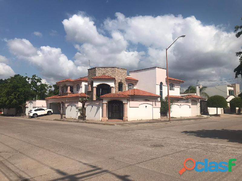 Hermosa Casa en venta Guamúchil Sinaloa