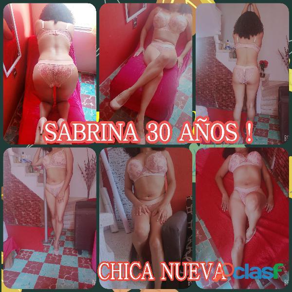 Sabrina, Chica Madura con experiencia para hacerte gozar !!!