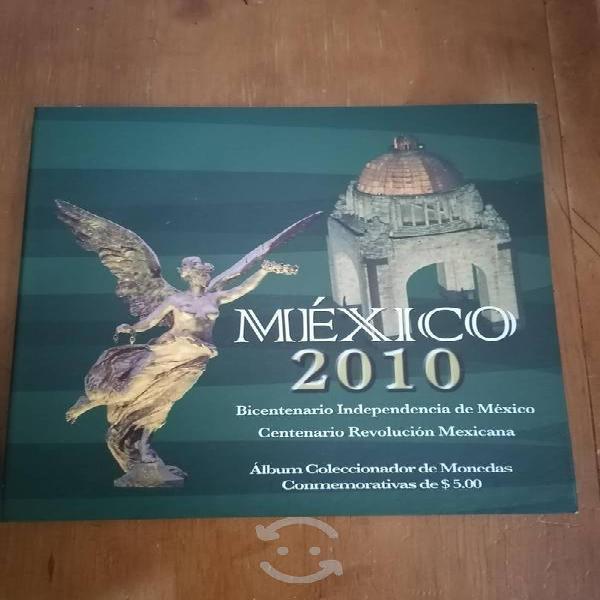 Album bicentenario independencia de méxico