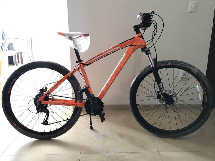Bicicleta montaña benotto r27 nueva