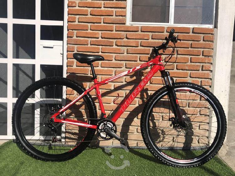 Bicicleta montaña r29 remató