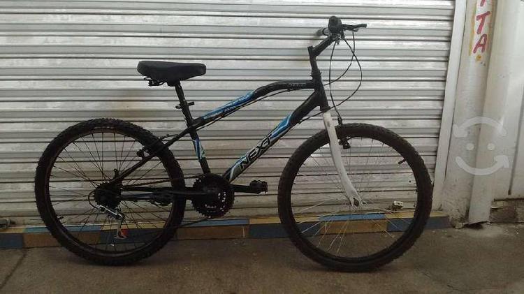Bicicleta de montaña next reaver r24