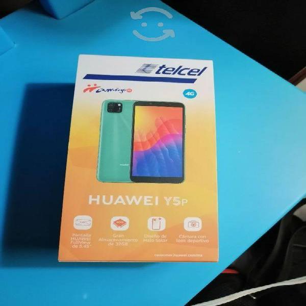 Huawei y5p nuevo liberado