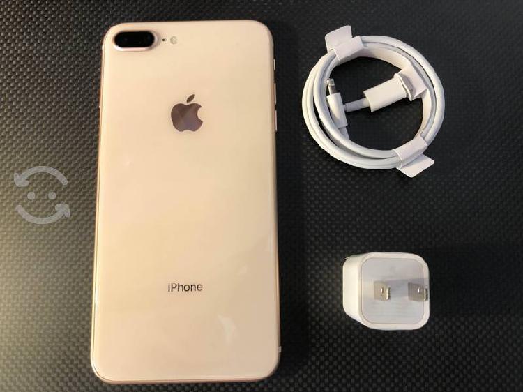 Iphone 8 plus 64 gb en excelentes condiciones