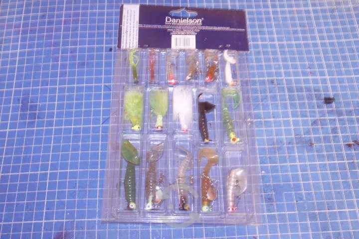 Pesca kit de jigs danielson