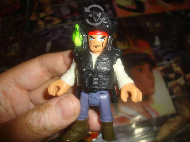 Pirata de imaginext juguete mini