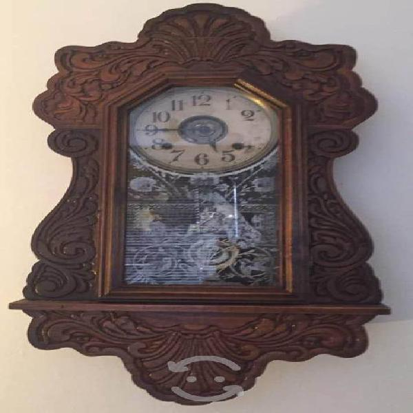 Reloj antiguo de pared ansonia
