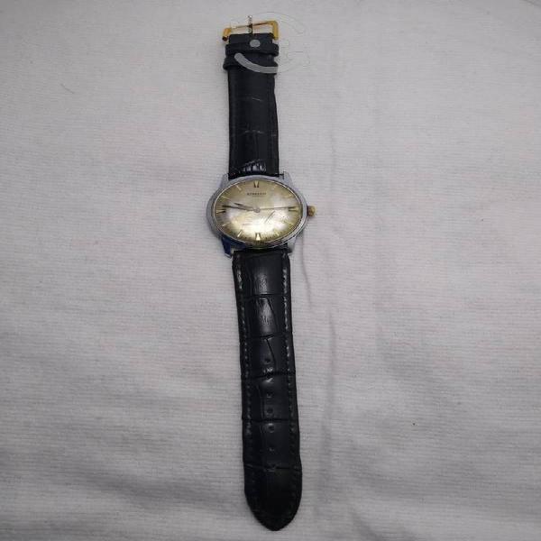 Reloj steelco shockprotected 17 jewels años 70's