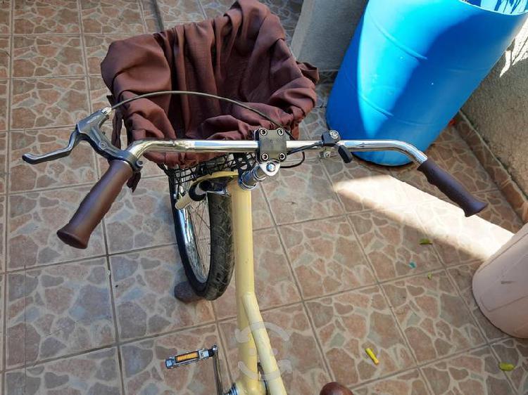Bicicleta tres ruedas triciclo para adulto rod. 26
