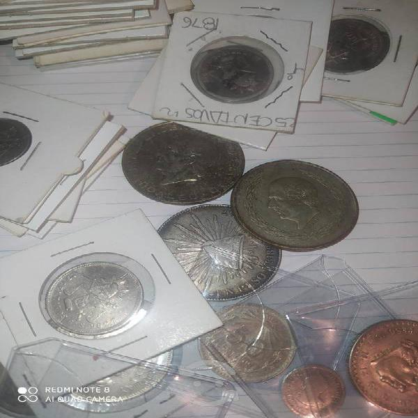 Compro monedas en general