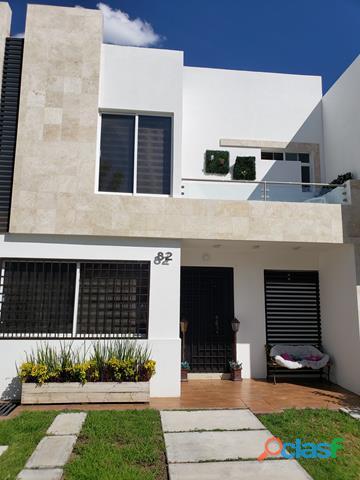 se vende casa en Irapuato Gto. Villas de Bernalejo