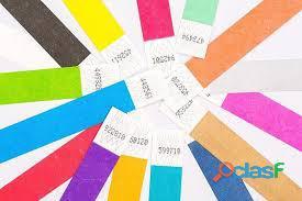 Pulseras de silicón con logos impresos variedad de modelos