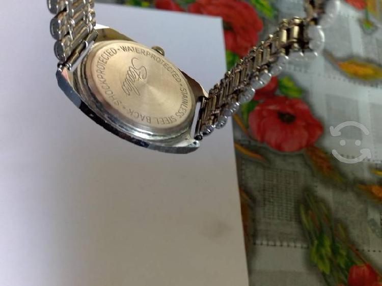 Reloj steelco vintage de cuerda