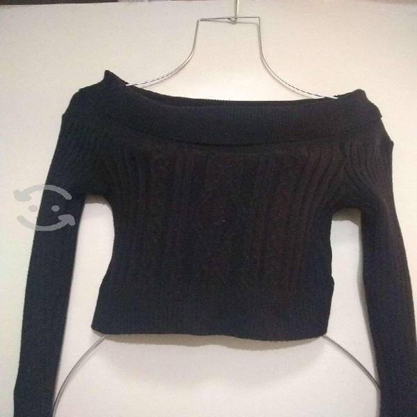 Suéter de mujer shasa talla g