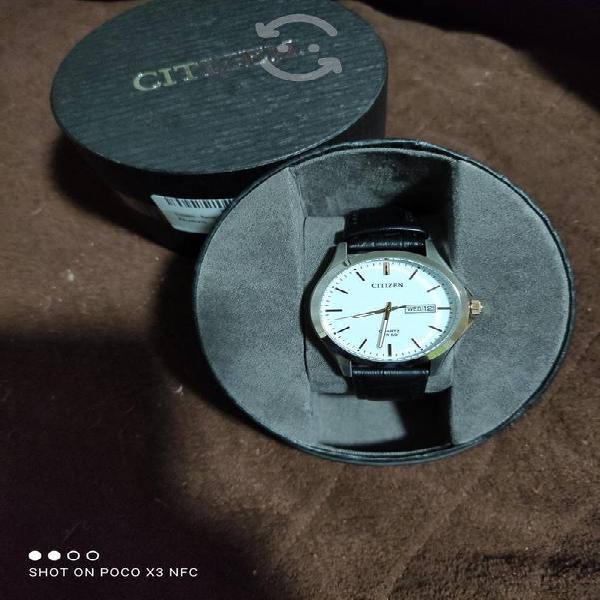 V/c reloj citizen hombre original y nuevo