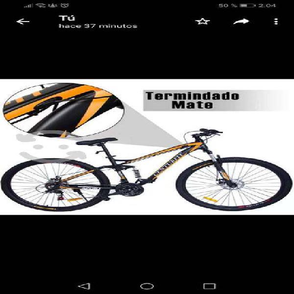 Bicicleta de montaña r 29 centurfit