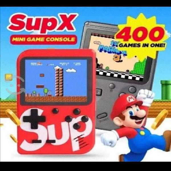 Mini consola sup 400