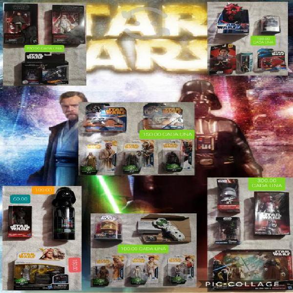 Star wars figuras naves y mas... tal y como se ven