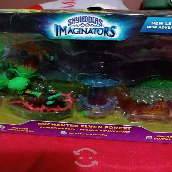 Set figuras skylanders imaginators