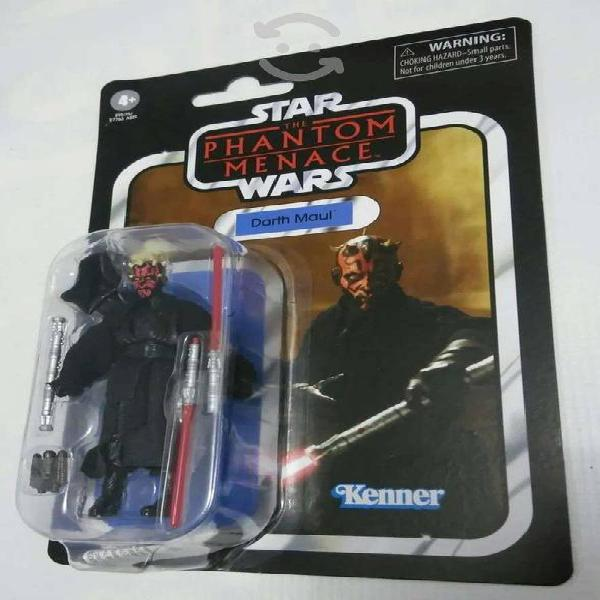 Star wars the vintage collection darth maul kenner