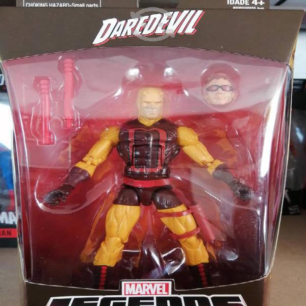 Marvel legends daredevil exclusivo y antman wasp
