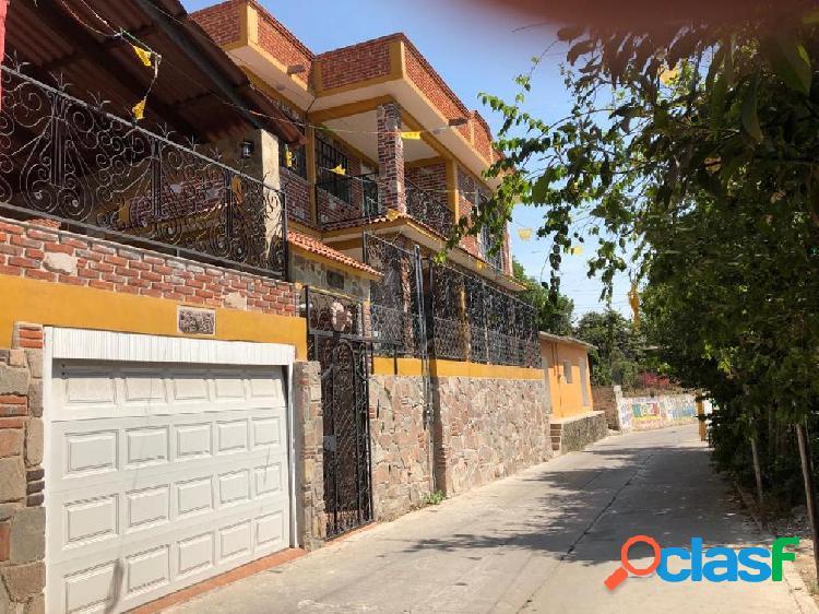 Casa sola en venta en san miguel tlaixpan, texcoco, méxico