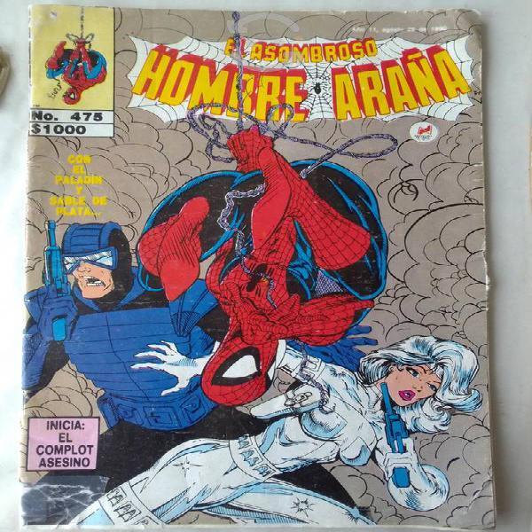 Hombre araña n°475