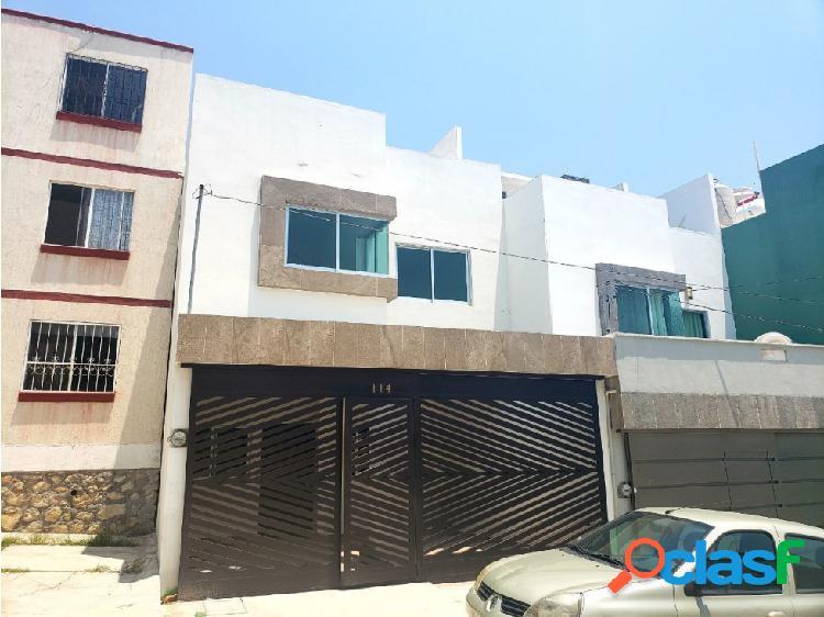Casa en venta zona sur oriente de tuxtla gutiérrez