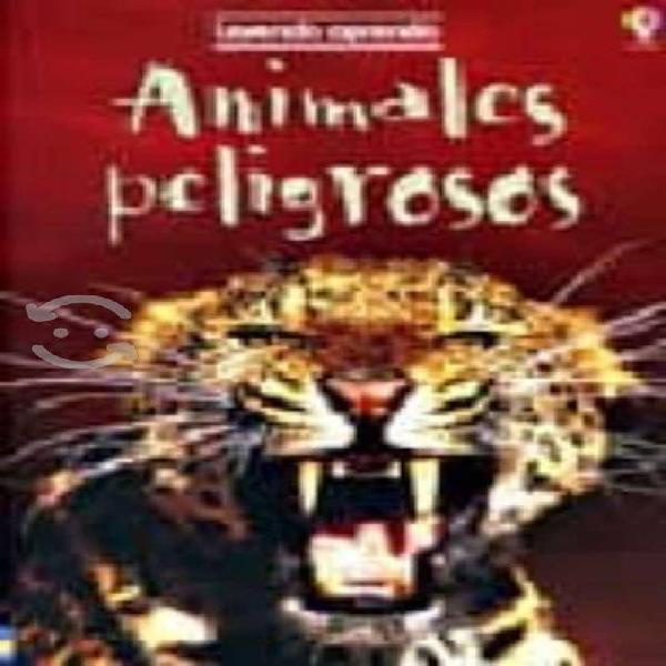 Animales peligrosos vv.aa. sigmarlibros