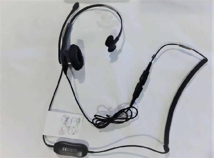 Diadema jabra gn 2000 qd mono para call center