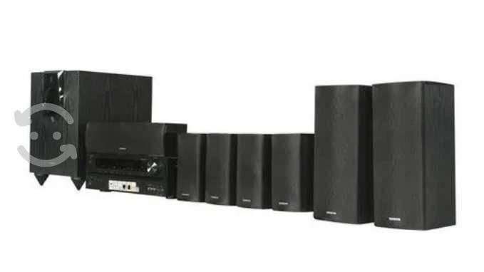 Home theater onkyo ht-r993