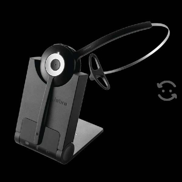 Jabra pro 920 headset mono inalámbrica