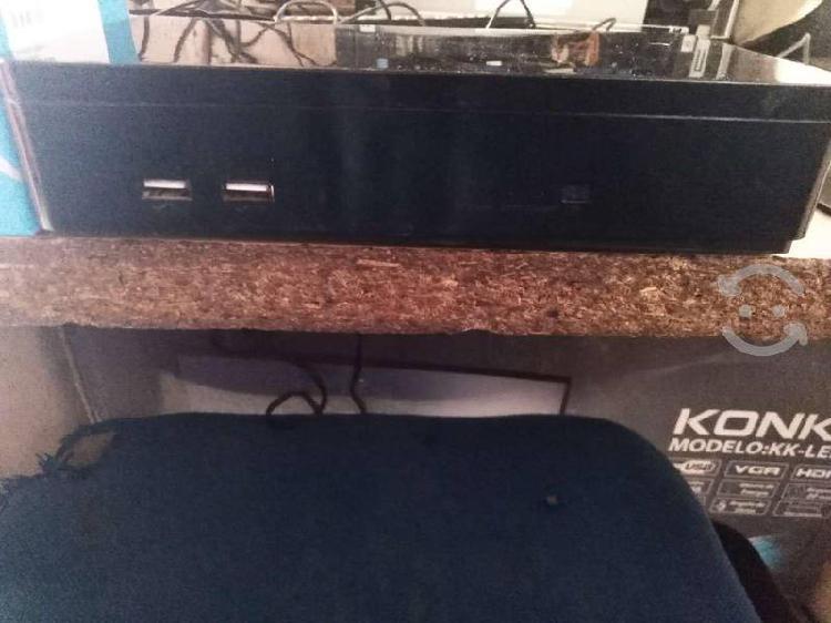 Kit cctv dvr analogo de 4 canales, monitor, camara