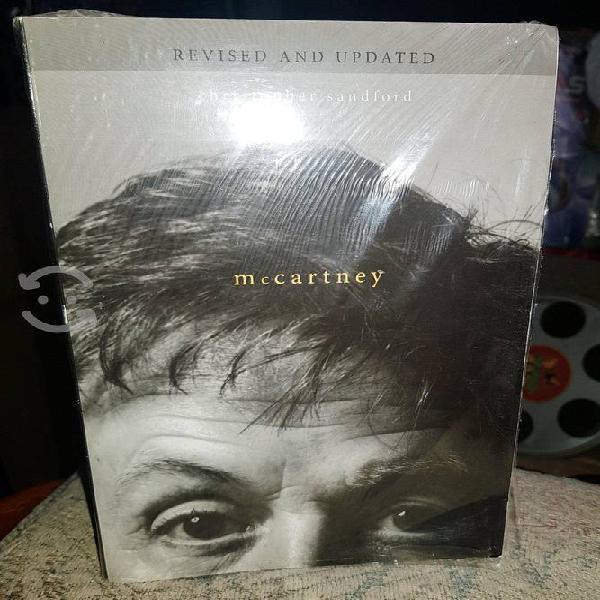 Libro paul mccartney biografía ingles