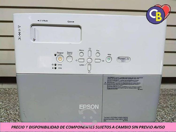 Proyector epson modelo emp-83h