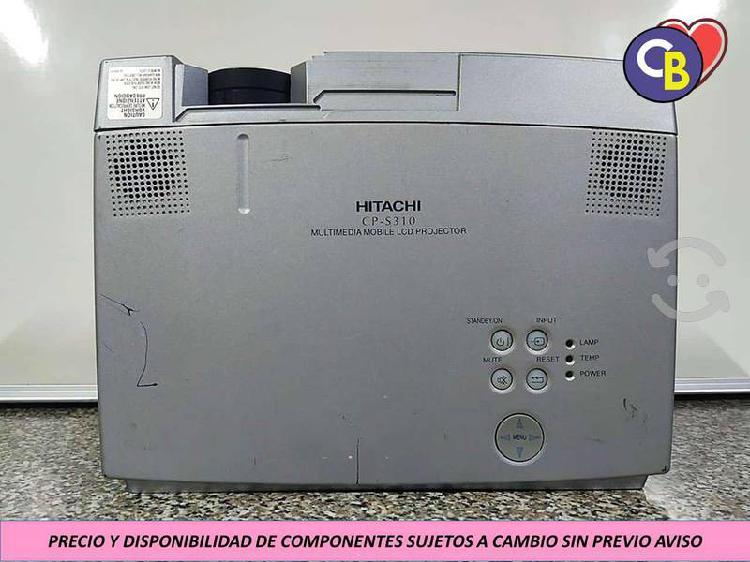 Proyector hitachi cp-s310