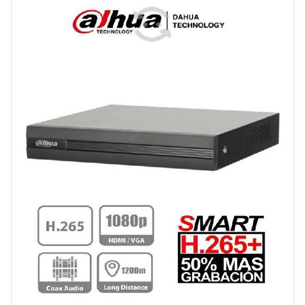Camaras seguridad dvr 4 canales dahua 1080p