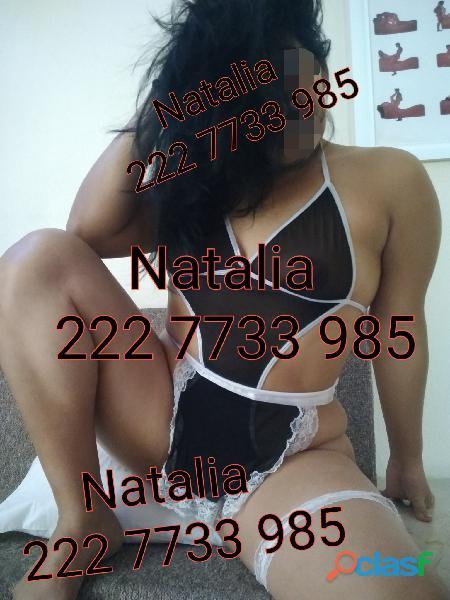 Natalia morena madura golosa guapa cuarentona nalgona
