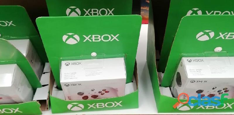 Control Xbox One Series X/s Negro/blanco 5