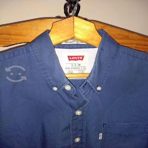 Camisa levi´s original. slim fit (ch)