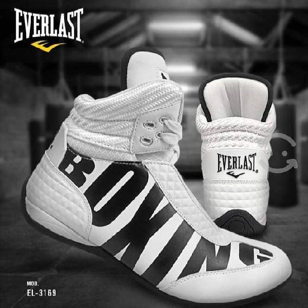 Everlast boxing round 1 color blanco