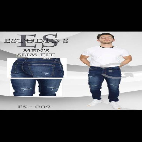 Pantalón de caballero skinny