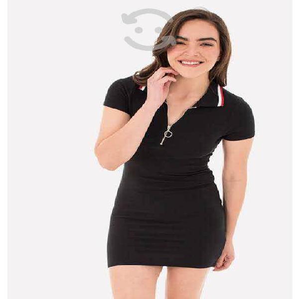 Vestido corto shasa