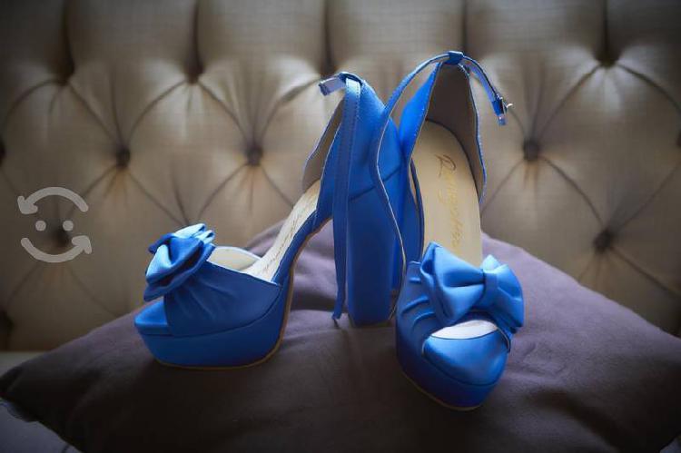 Zapatos para novia rodrigo hernández