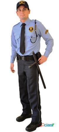 Uniformes para personal de seguridad varios diseños