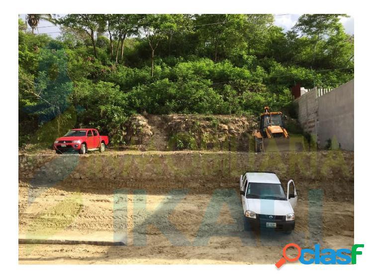 Venta terreno 144 m² col. circulo michoacano poza rica veracruz, circulo michoacano