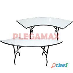 Modelo de mesas lavables